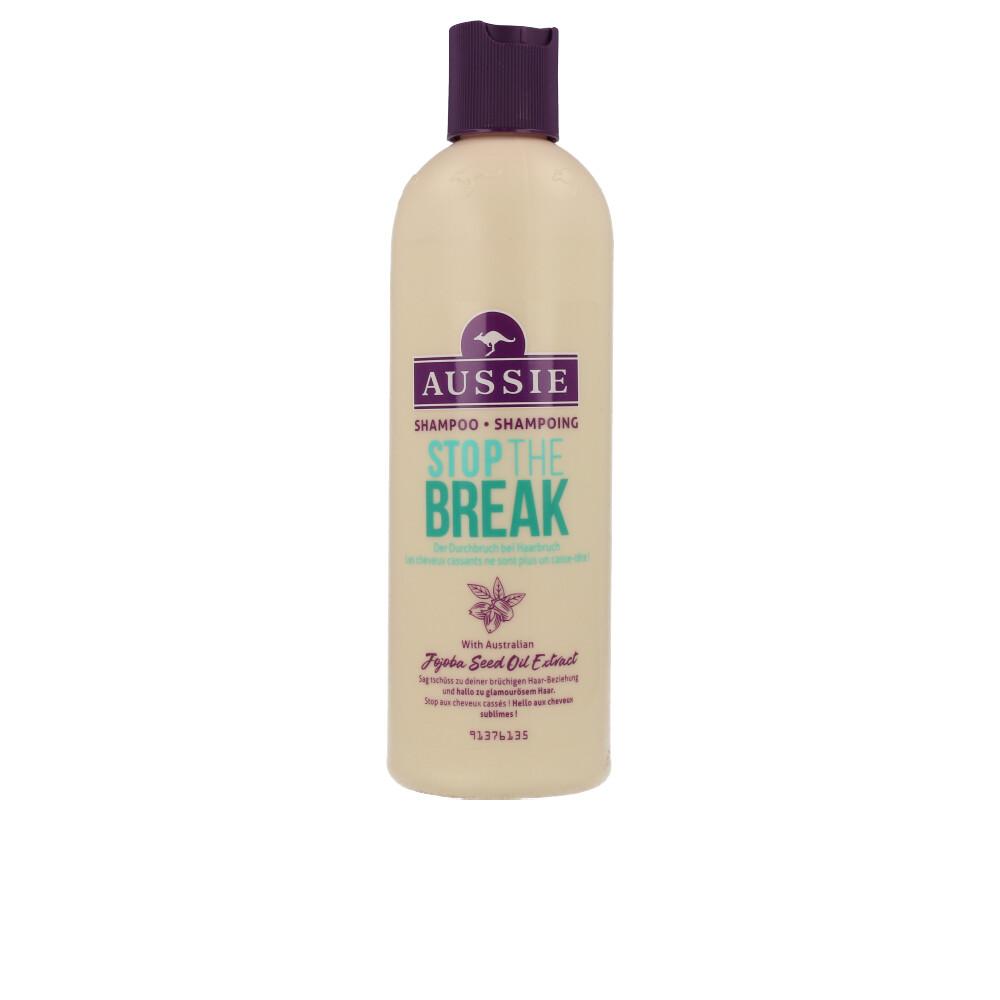 STOP THE BREAK shampoo