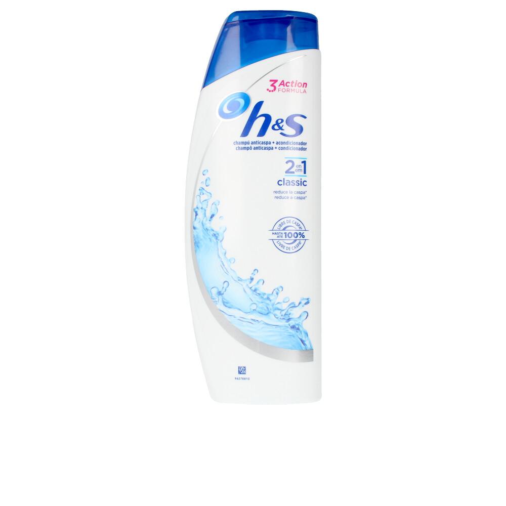 H&S 2en1 CLASSIC shampoo
