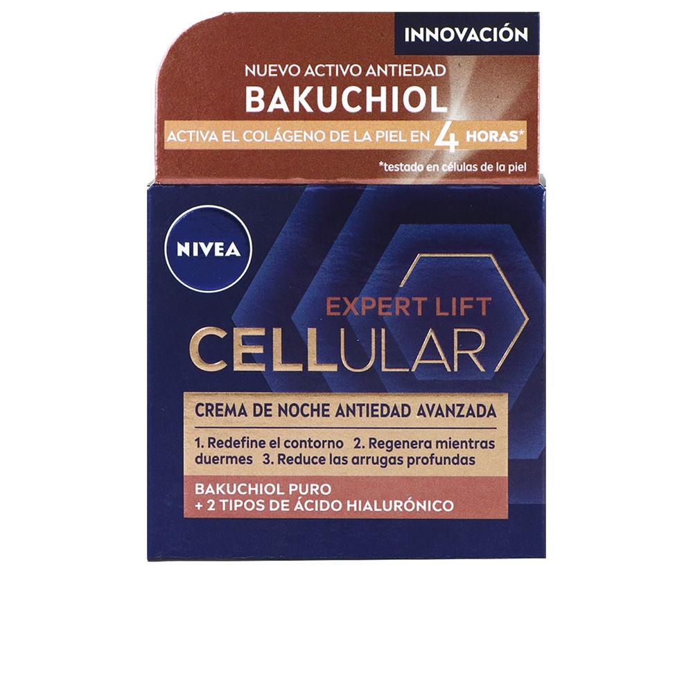 HYALURON CELLULAR FILLER +elasticidad & anti-gravedad cuidado noche