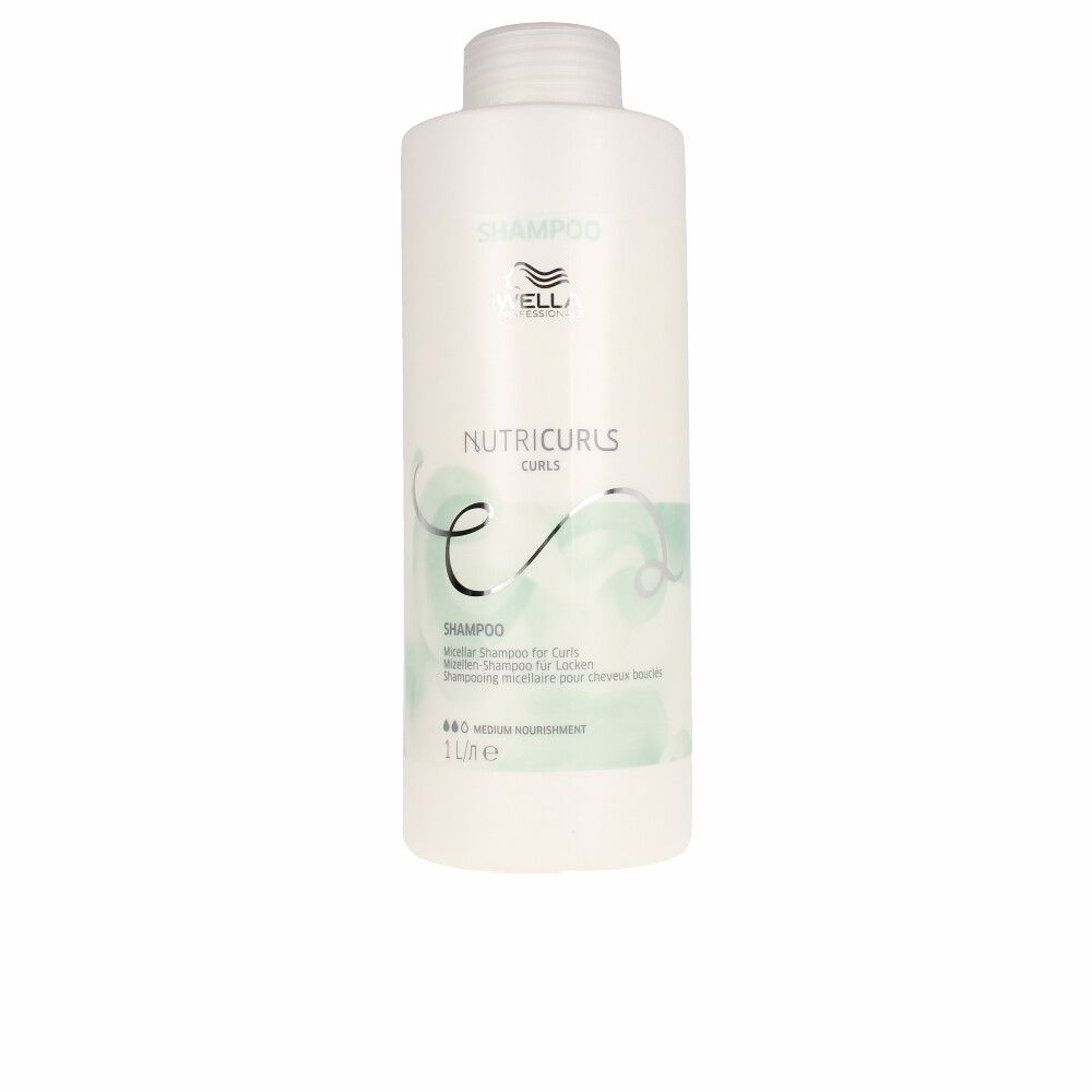 NUTRICURLS shampoo curls