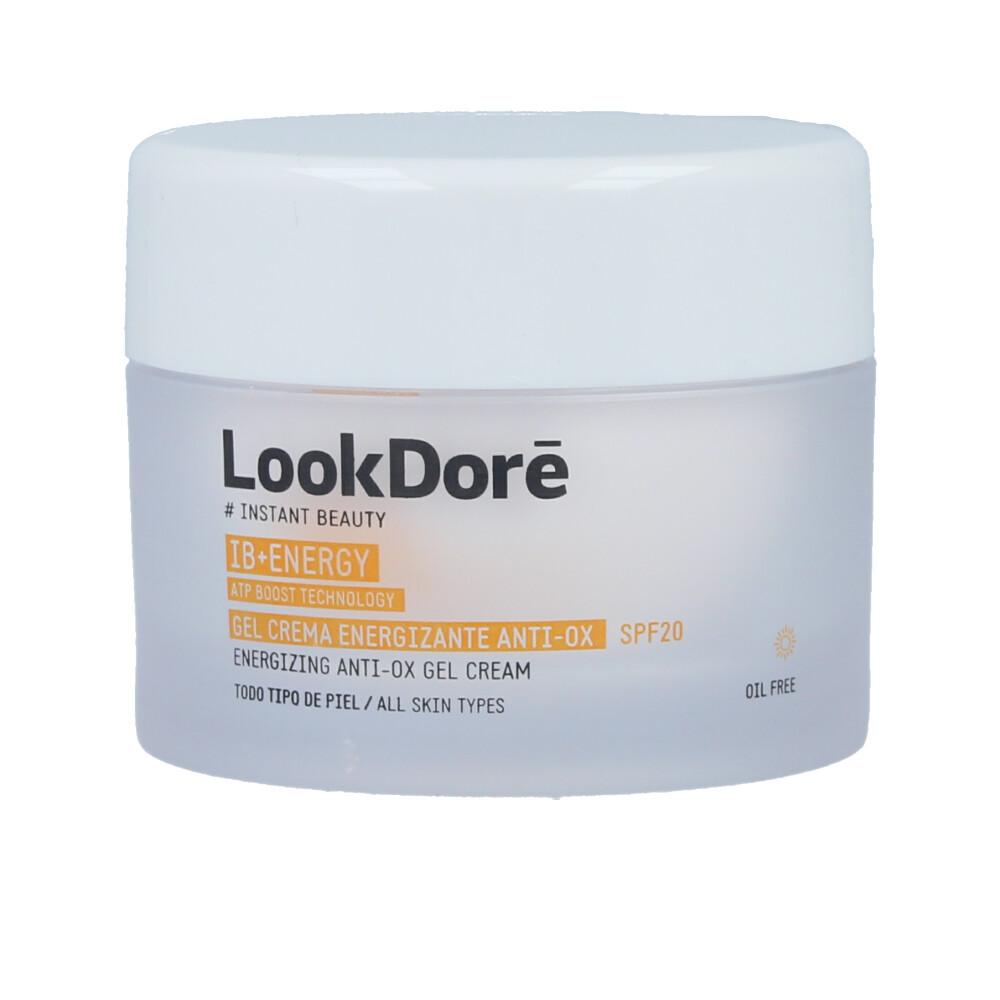 IB+ENERGY gel cream antioxidante SPF20