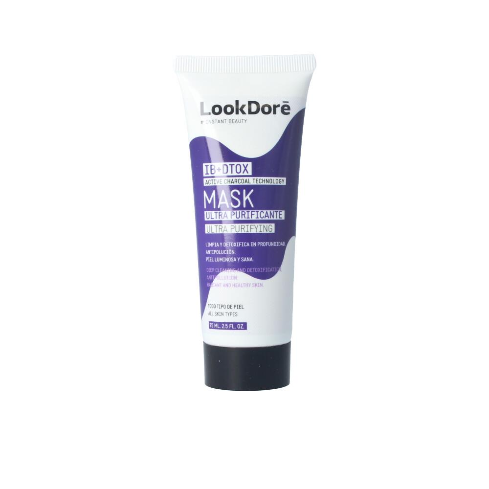 IB+DETOX mascarilla ultra purifica