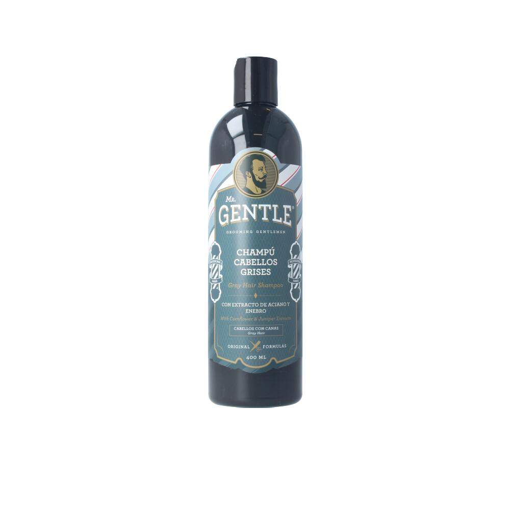 MR GENTLEgrey hair shampoo
