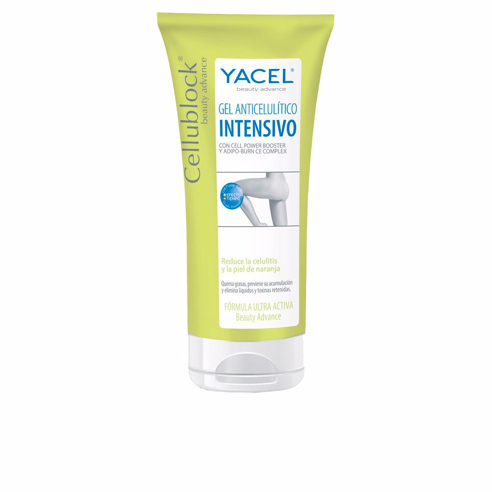 CELLUBLOCK gel anticelulítico intensivo