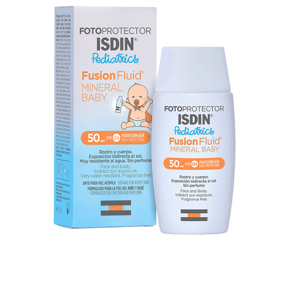 FOTOPROTECTOR BABY mineral fluid SPF50+