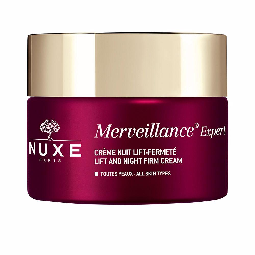 MERVEILLANCE EXPERT crème nuit lift-fermeté