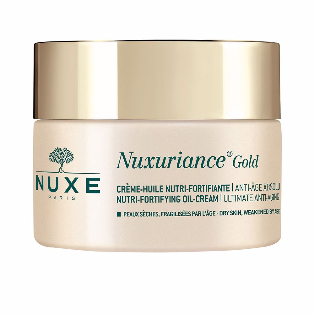 NUXURIANCE GOLD crème-huile nutri-fortifiante