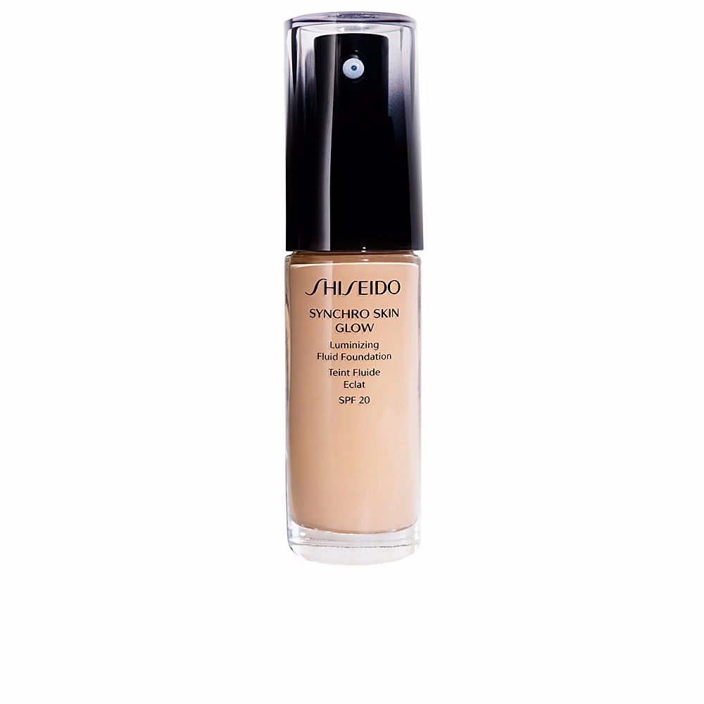 SYNCHRO SKIN GLOW luminizing fluid foundation SPF20