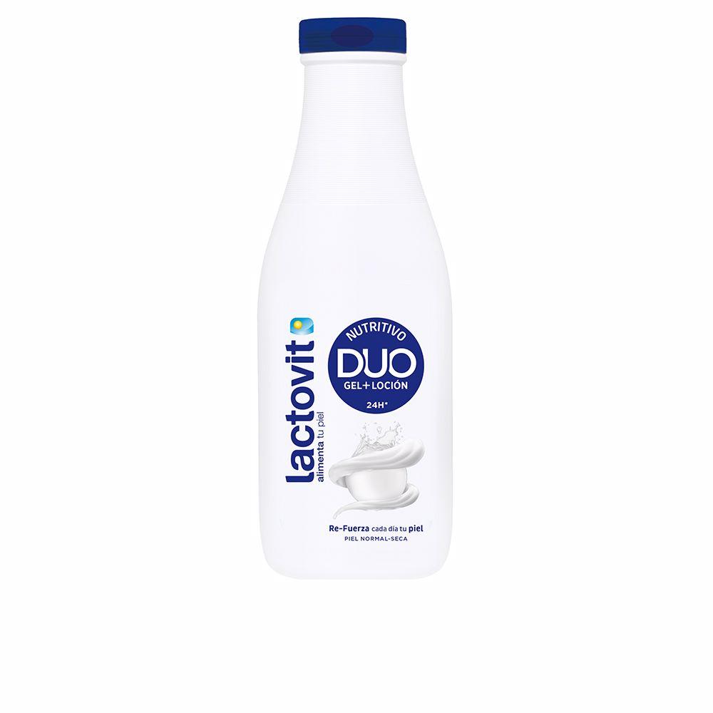 LACTOVIT DUO NUTRITIVO gel + loción