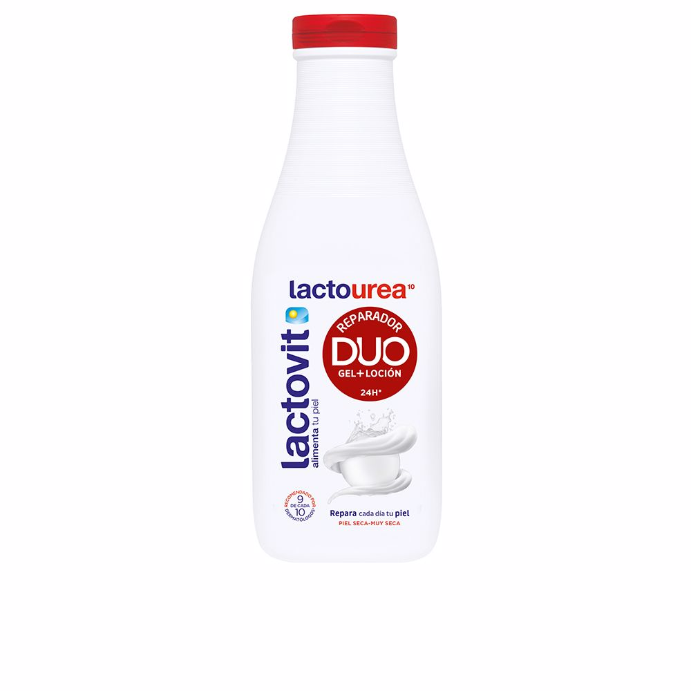 LACTO-UREA DUO REPARADOR gel + loción
