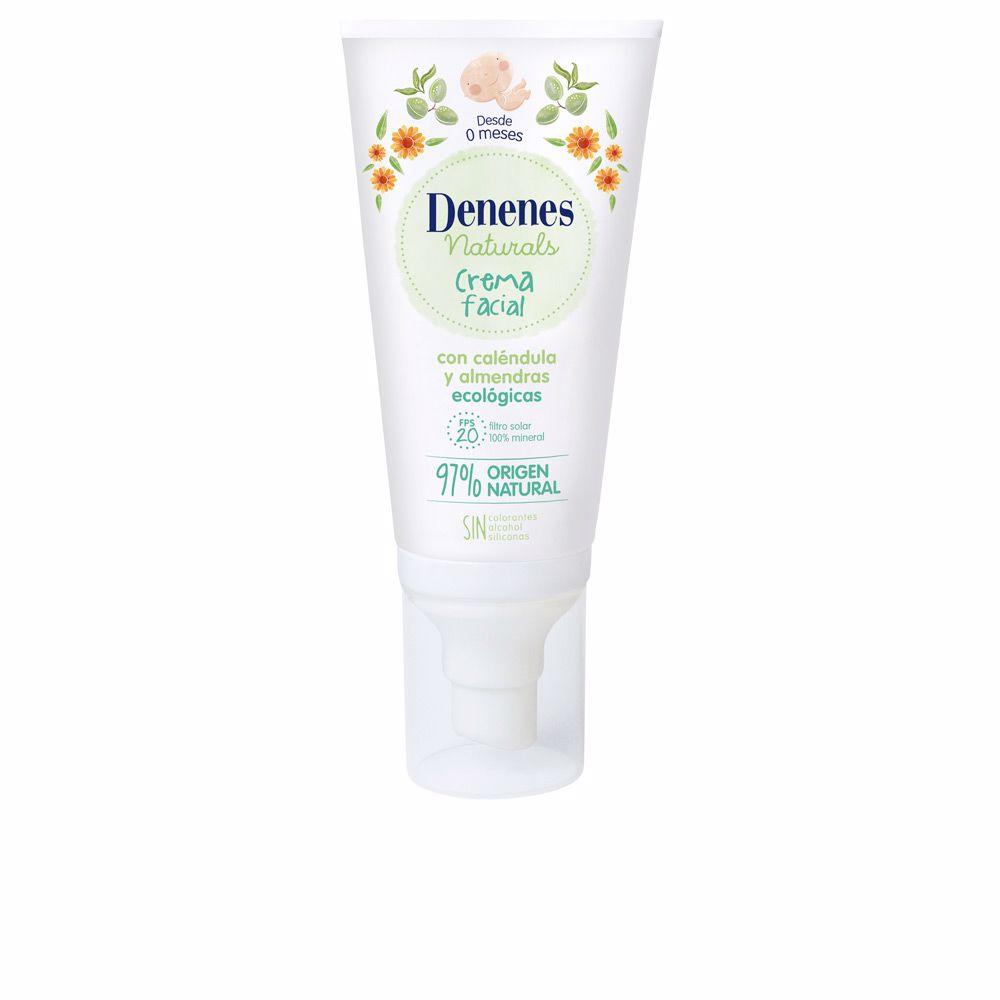 DENENES NATURALS crema facial SPF20
