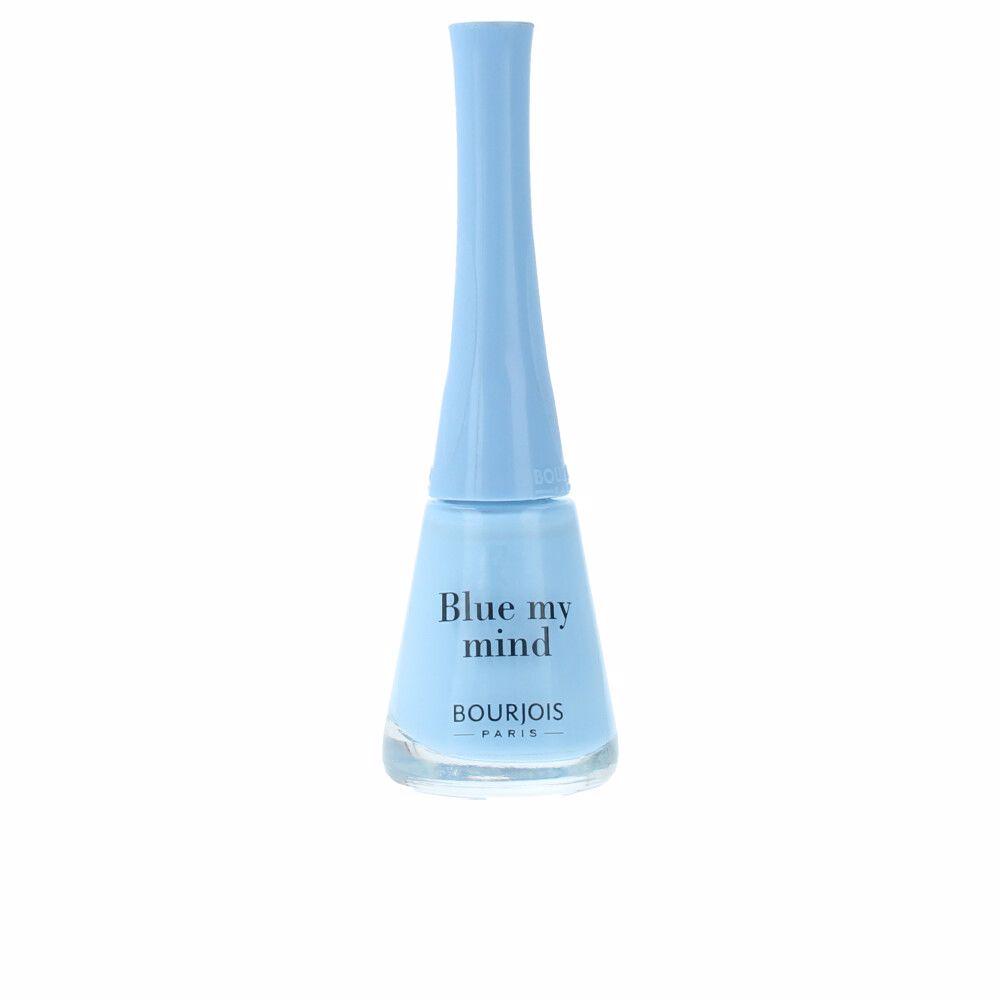 1 Seconde nail polish #033-blue my mind
