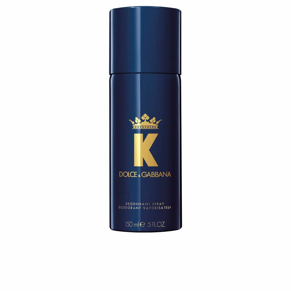 K BY DOLCE&GABBANA deodorant spray