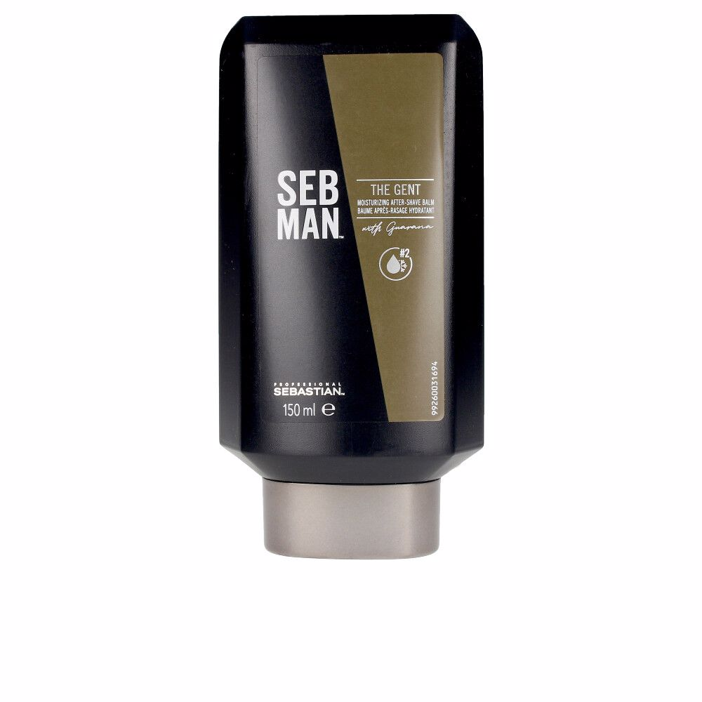 SEB MAN THE GENT after-shave balm