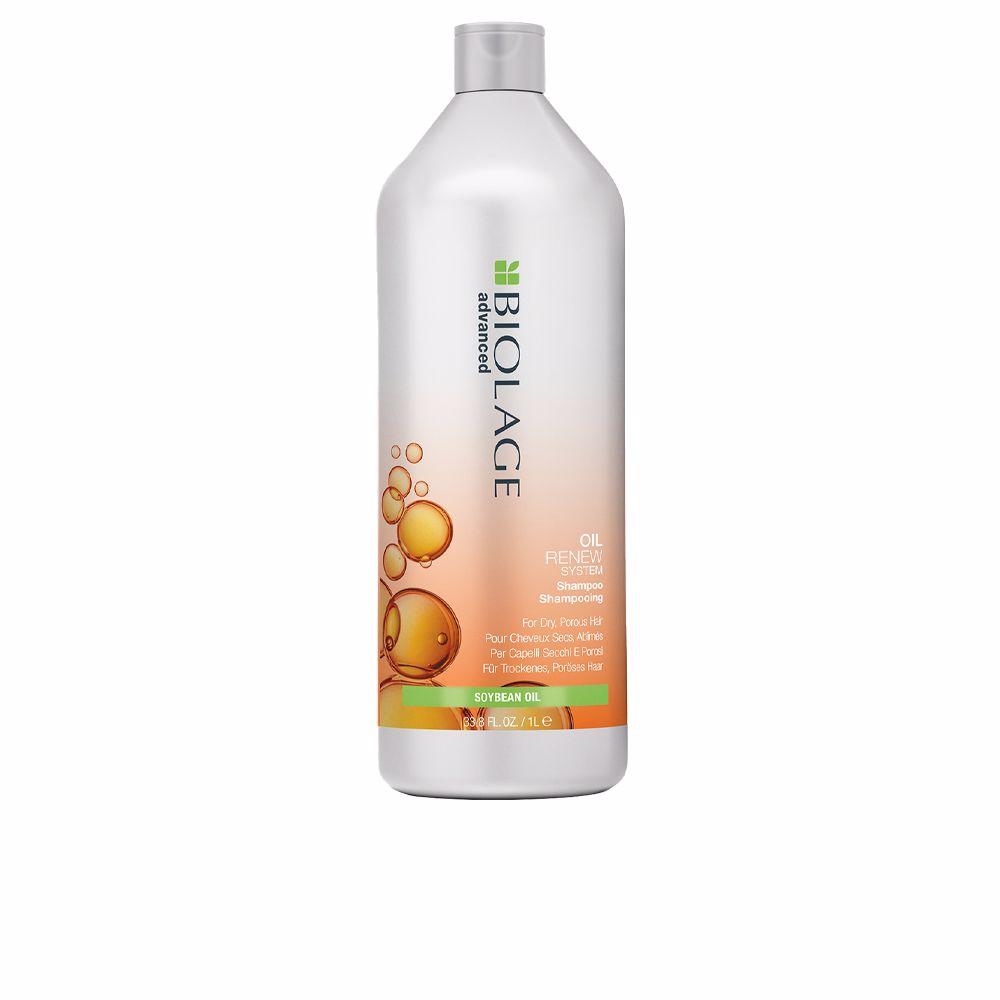 OIL RENEW SYSTEM shampoo