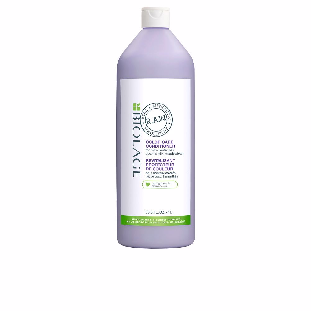 R.A.W. COLOR CARE conditioner