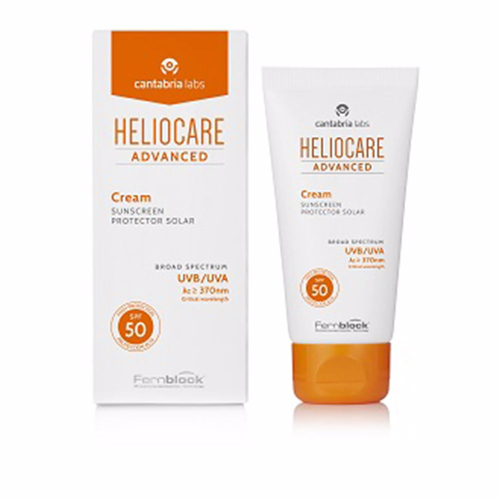 ADVANCED CREAM SPF50