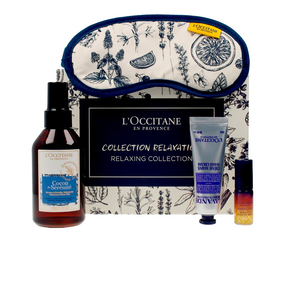IMMORTELLE RELAXING SET LOTE