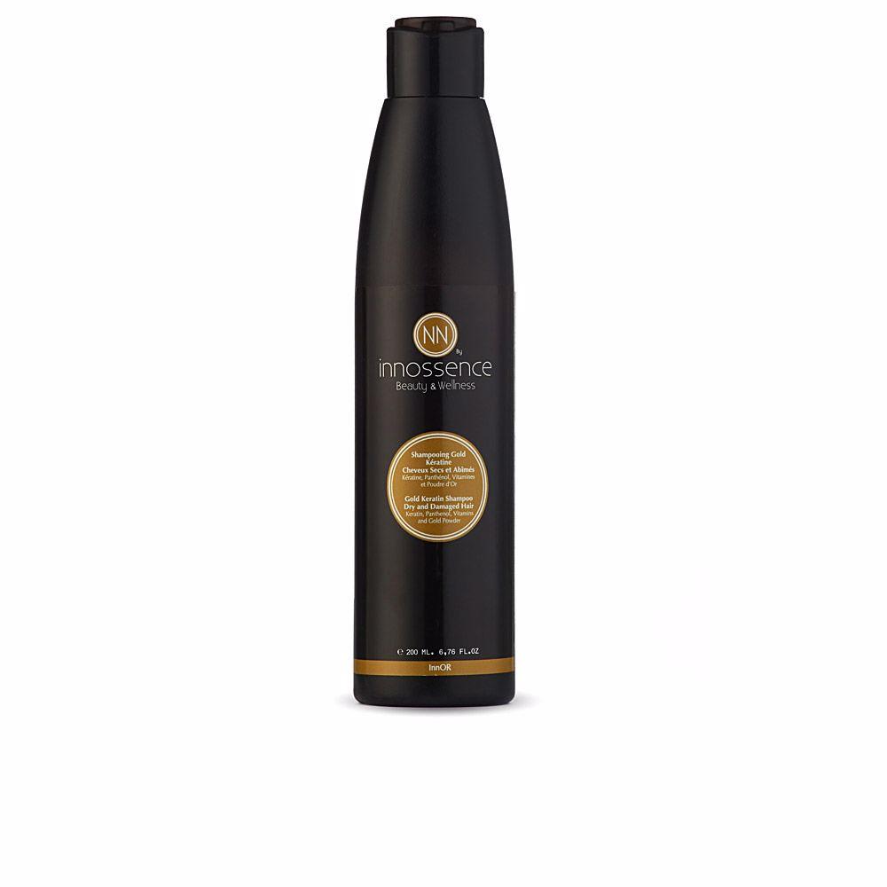 INNOR shampooing gold kératine