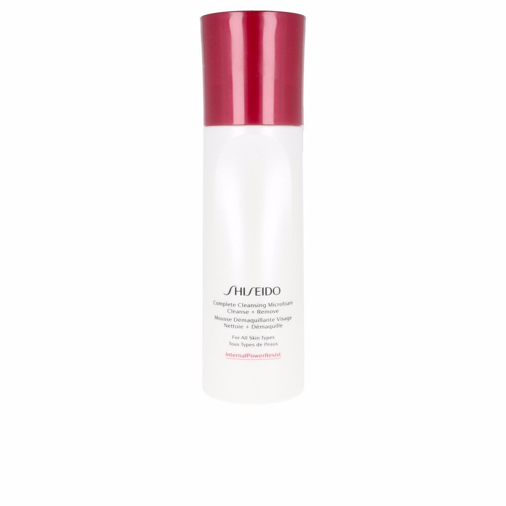 DEFEND SKINCARE complete cleansing microfoam