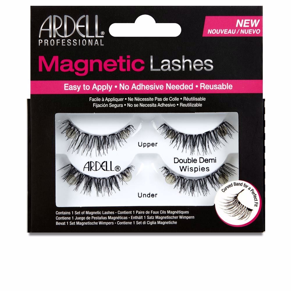 MAGENTIC STRIP lash double demi wispies