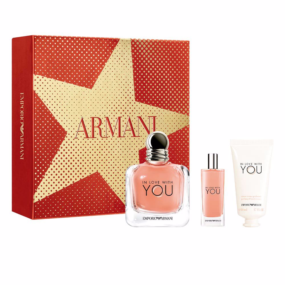 IN LOVE WITH YOU SET