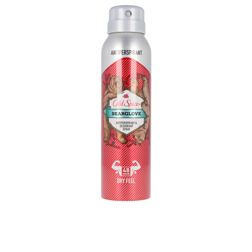BEARGLOVE deodorant spray