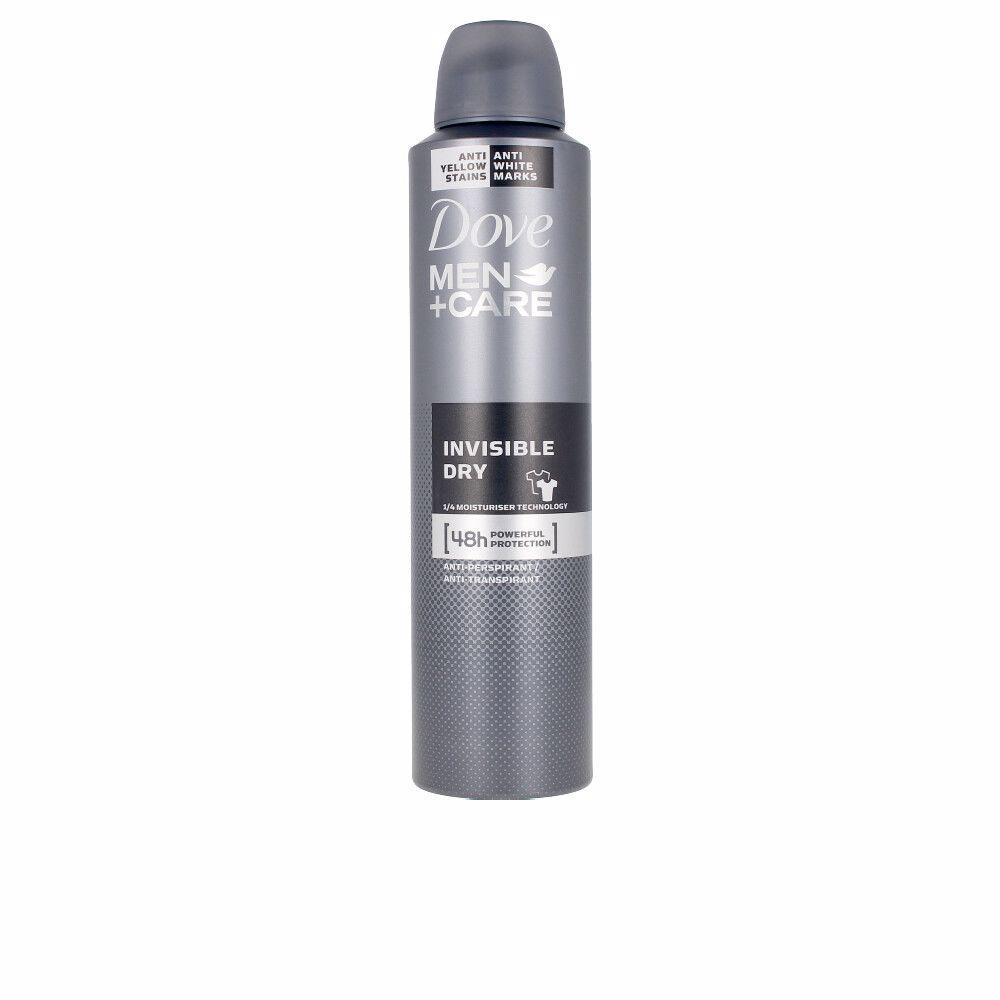 MEN INVISIBLE DRY deodorant spray