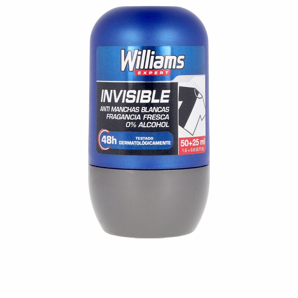 INVISIBLE 48H deodorant roll-on