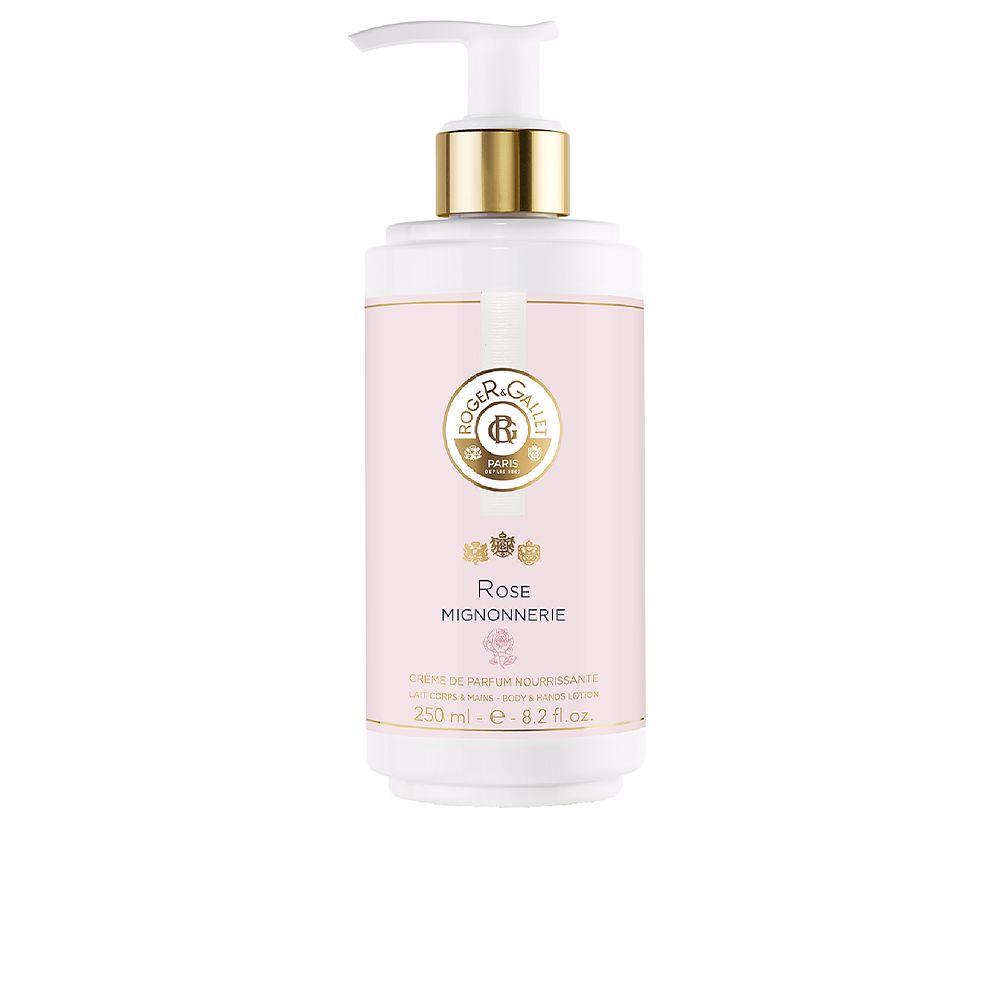 ROSE MIGNONNERIE crème de parfum nourissante