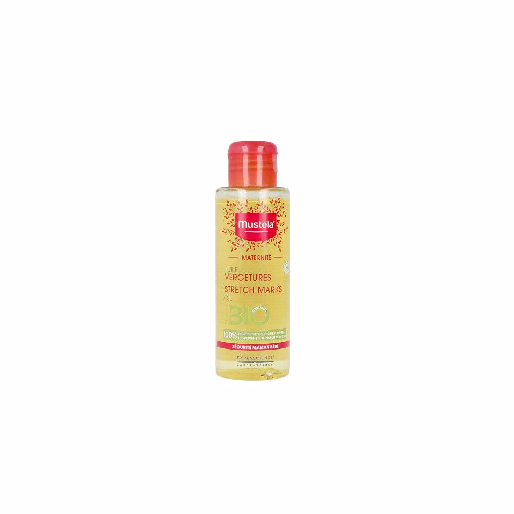 MATERNITÉ huile prévention vergetures