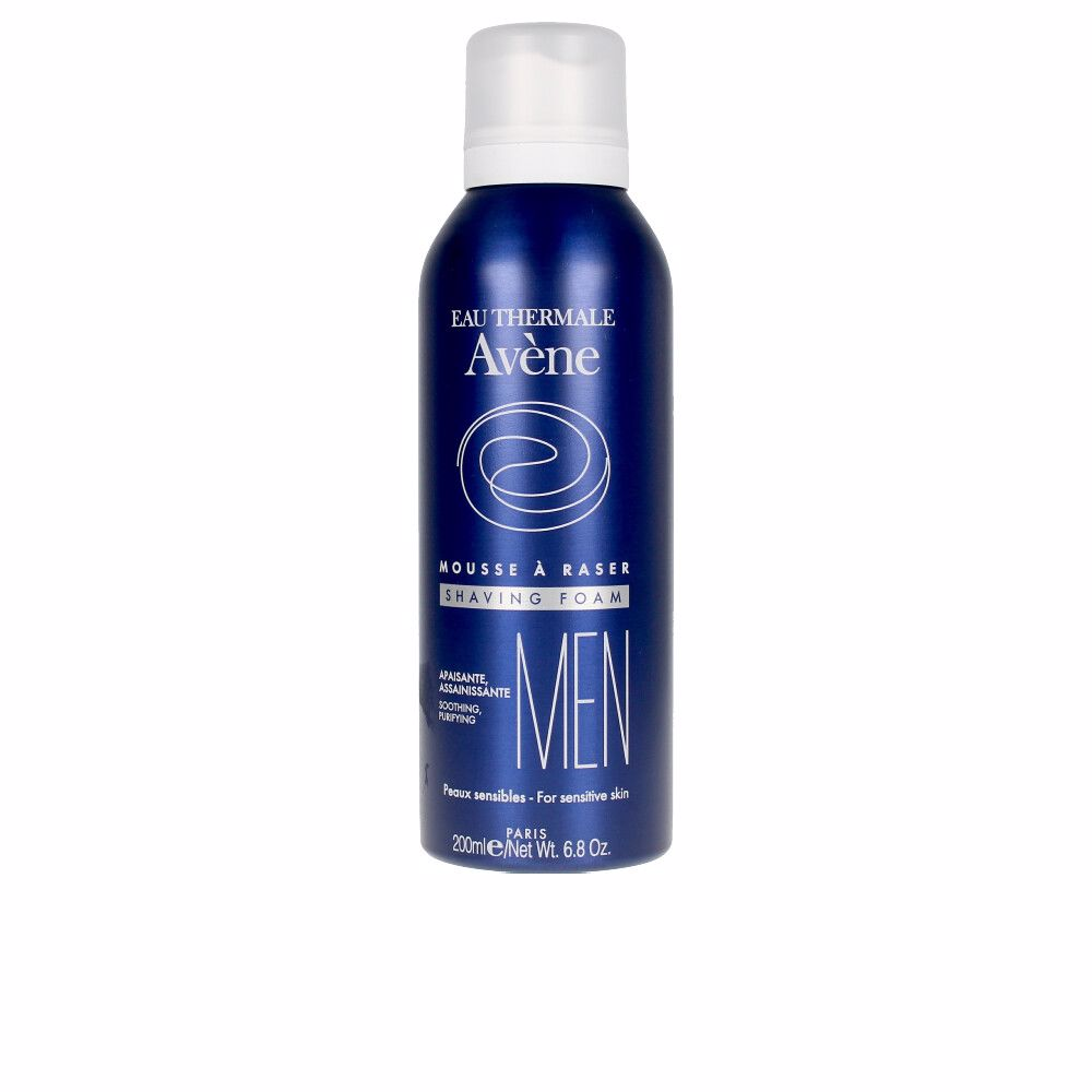 HOMME shaving foam sensitive skin