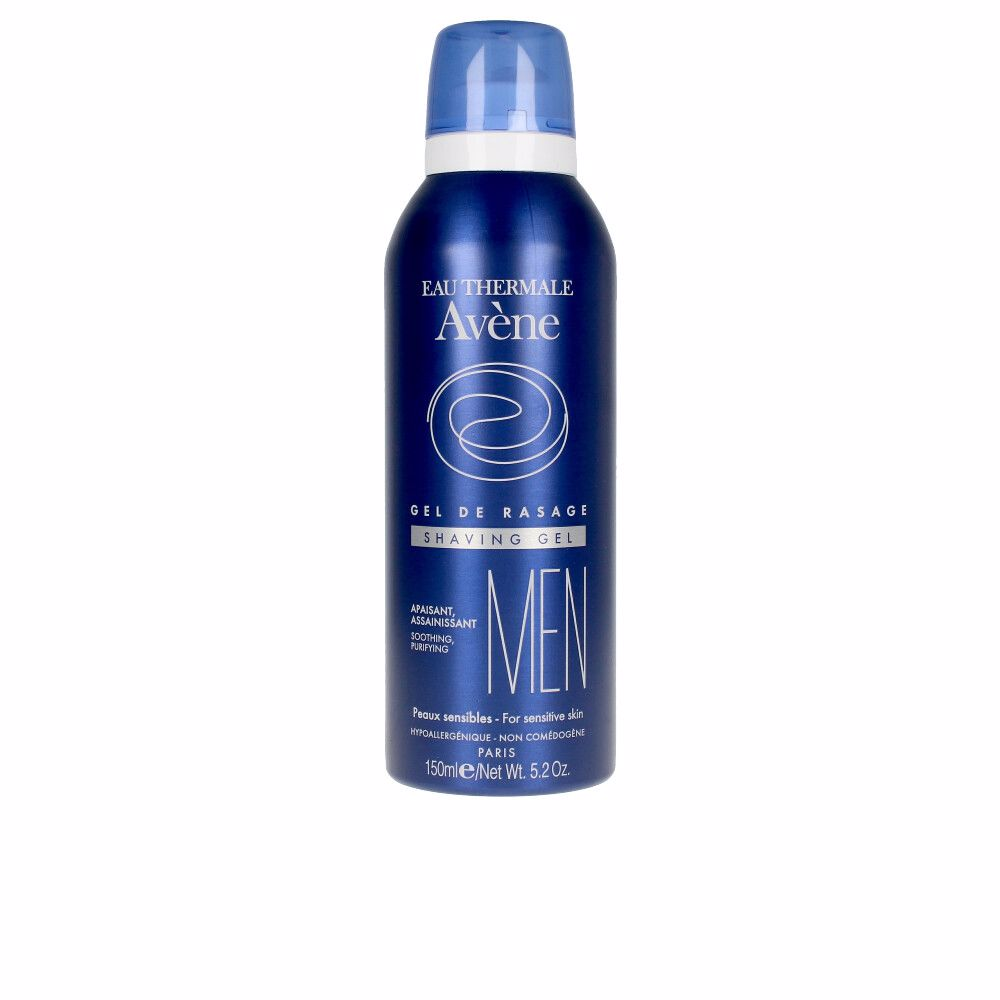 HOMME shaving gel sensitive skin