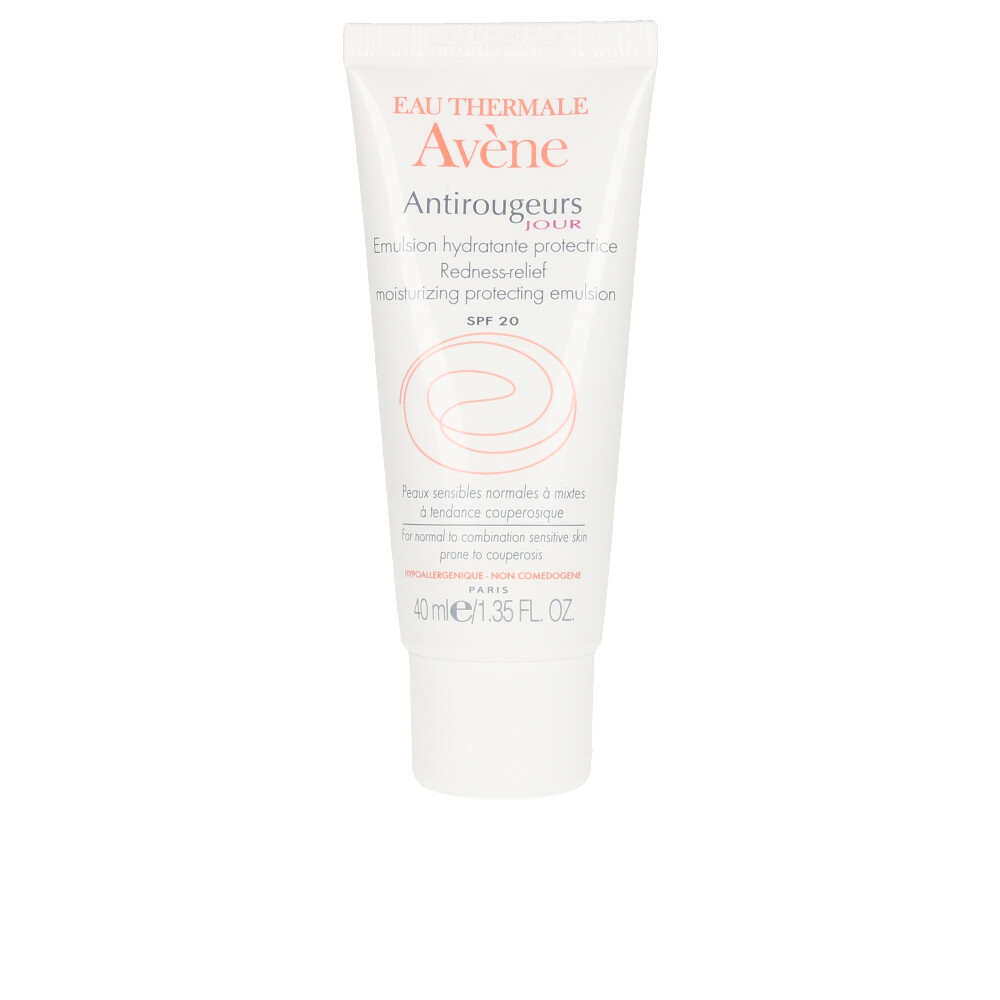 ANTI ROUGEURS soothing emulsion