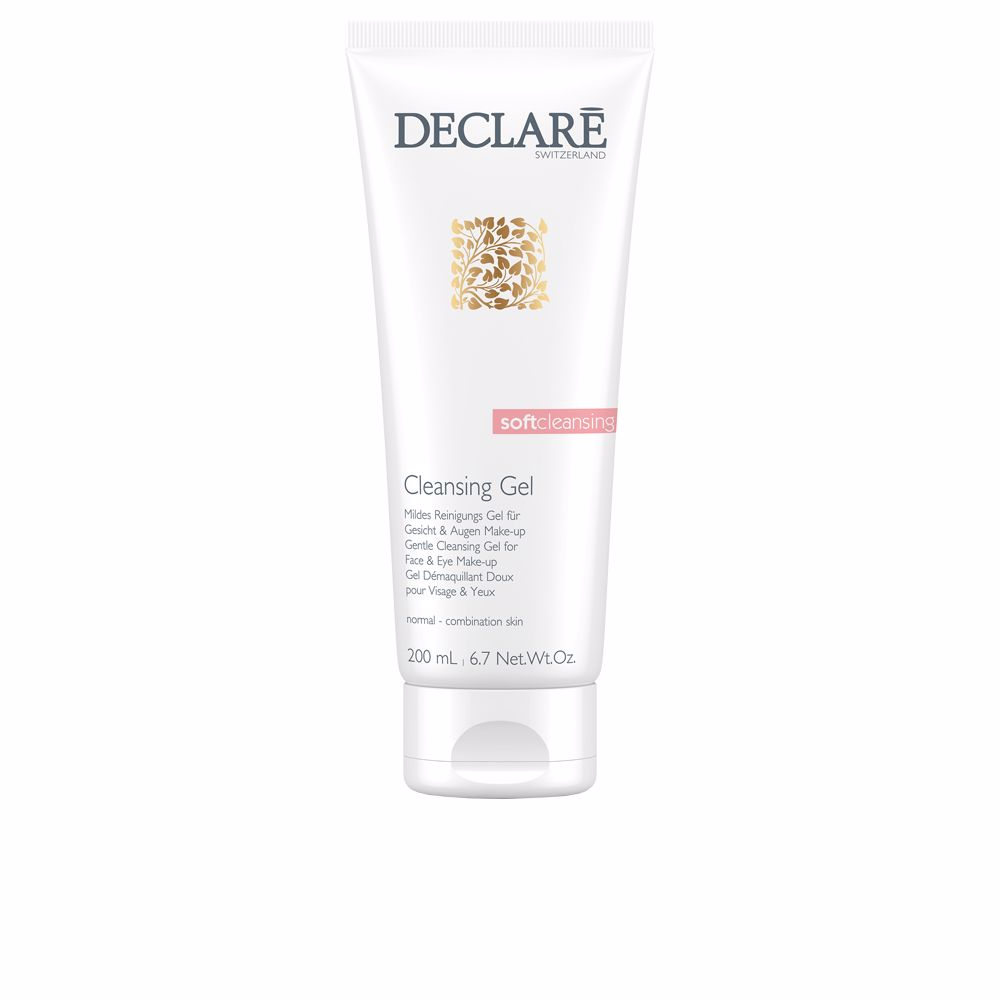 SOFT CLEANSING cleansing gel
