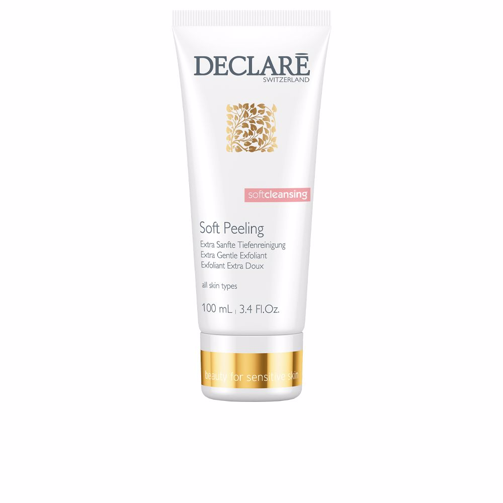 SOFT CLEANSING soft peeling exfoliant