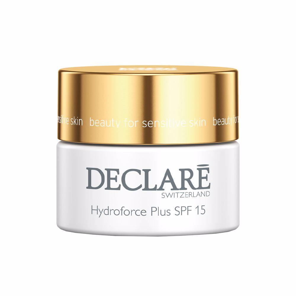 HYDRO BALANCE hydroforce plus SPF15 cream