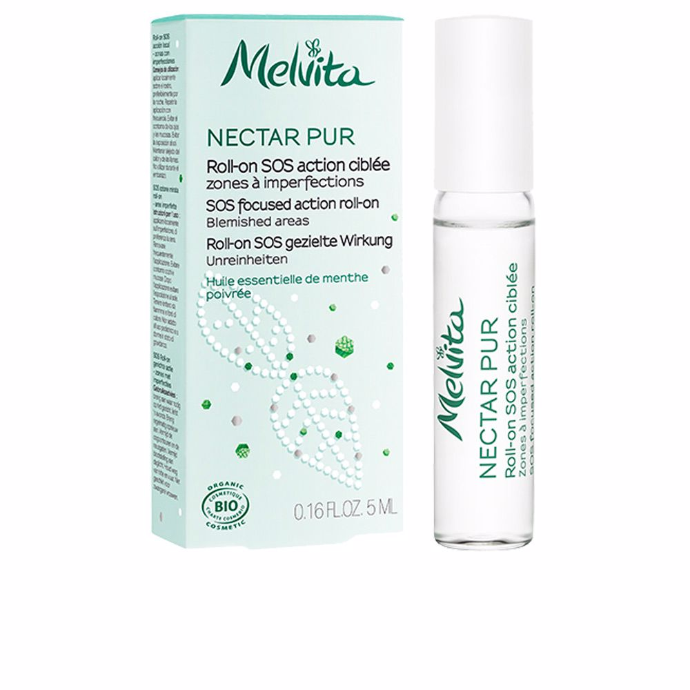 NECTAR PURO Roll-on Purificante – SOS Imperfecciones