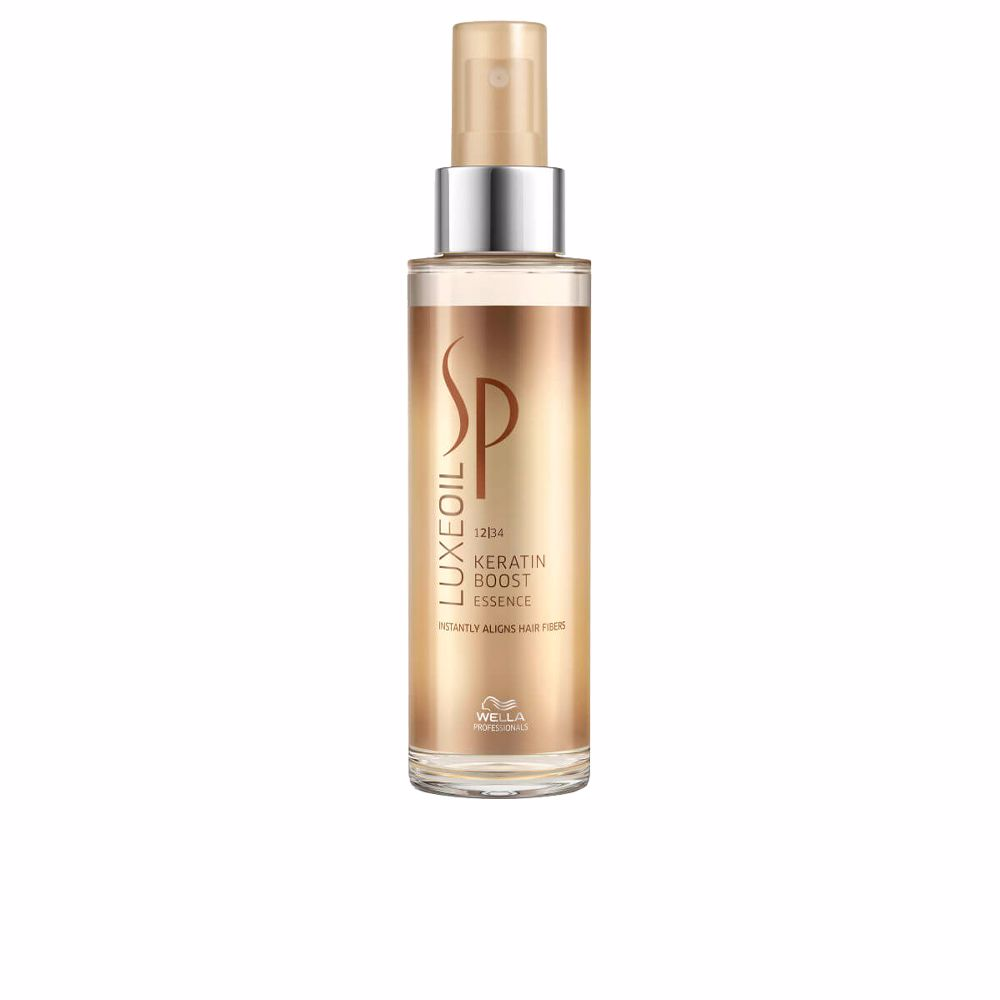 SP LUXE OIL keratin boost