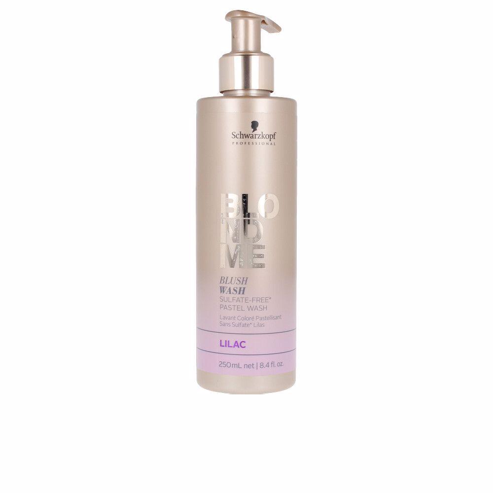 BLONDEME blush wash #lilac