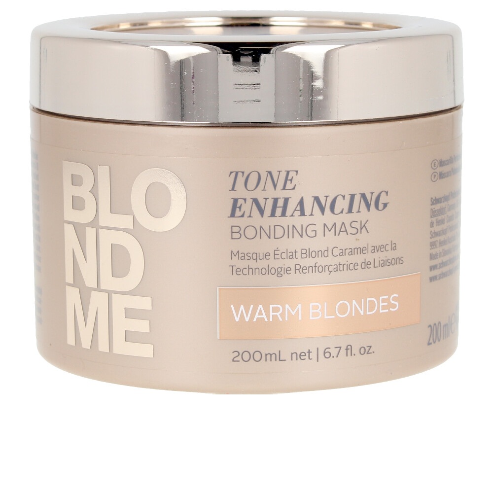 BLONDEME bonding mask #warm blondes