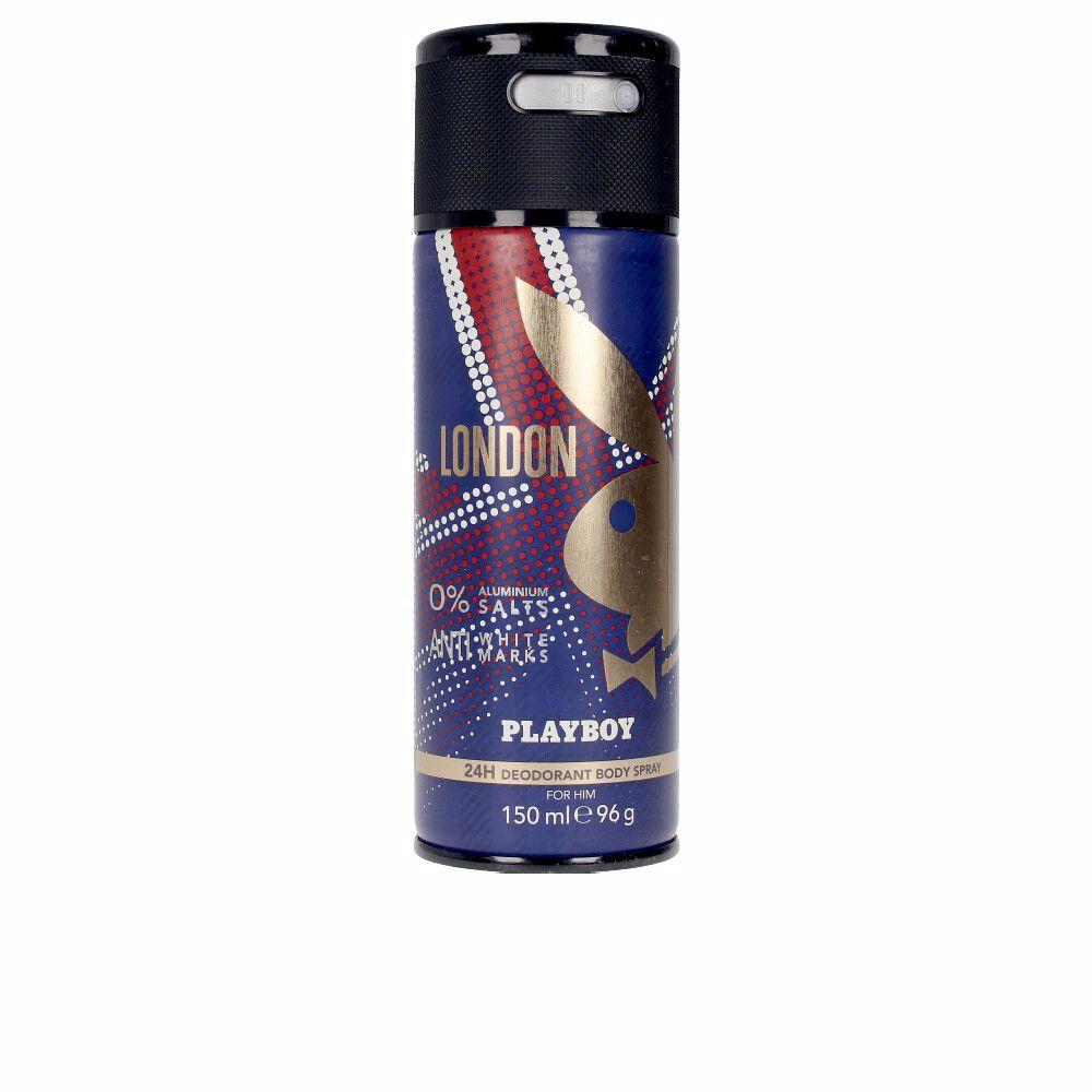 LONDON desodorante vaporizador