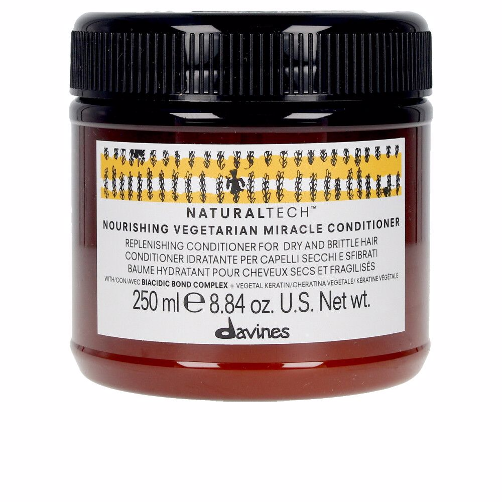 NATURALTECH nourishing vegetarian miracle conditioner