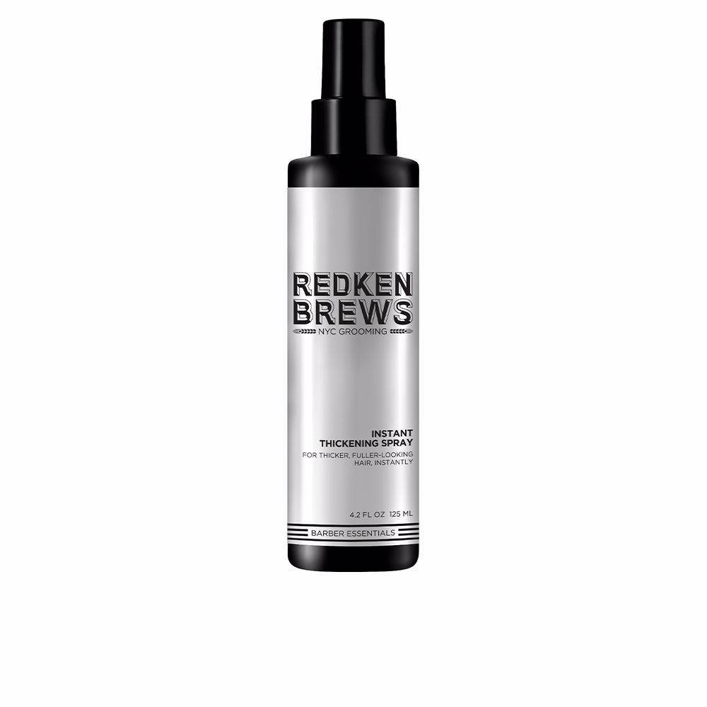 REDKEN BREWS instant thickening spray