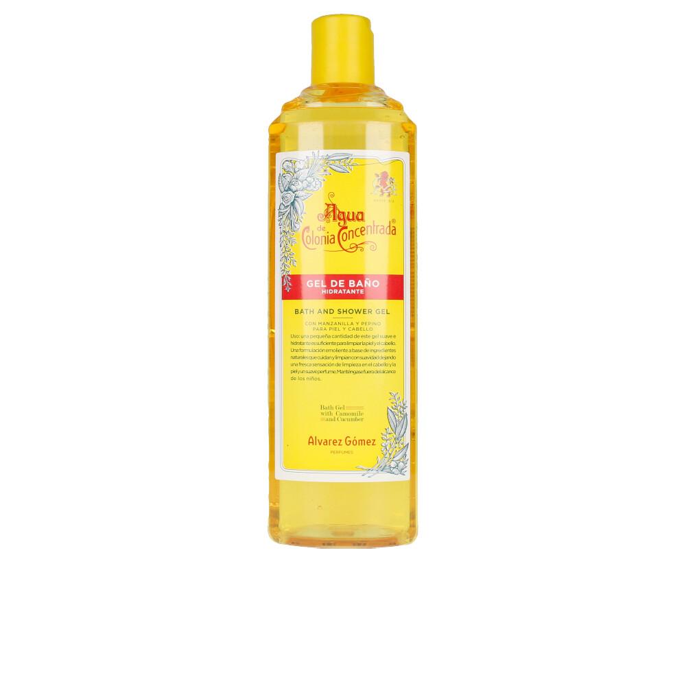 AGUA DE COLONIA gel de baño hidratante