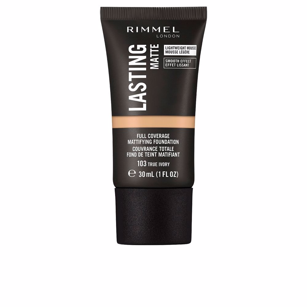 LASTING MATTE foundation