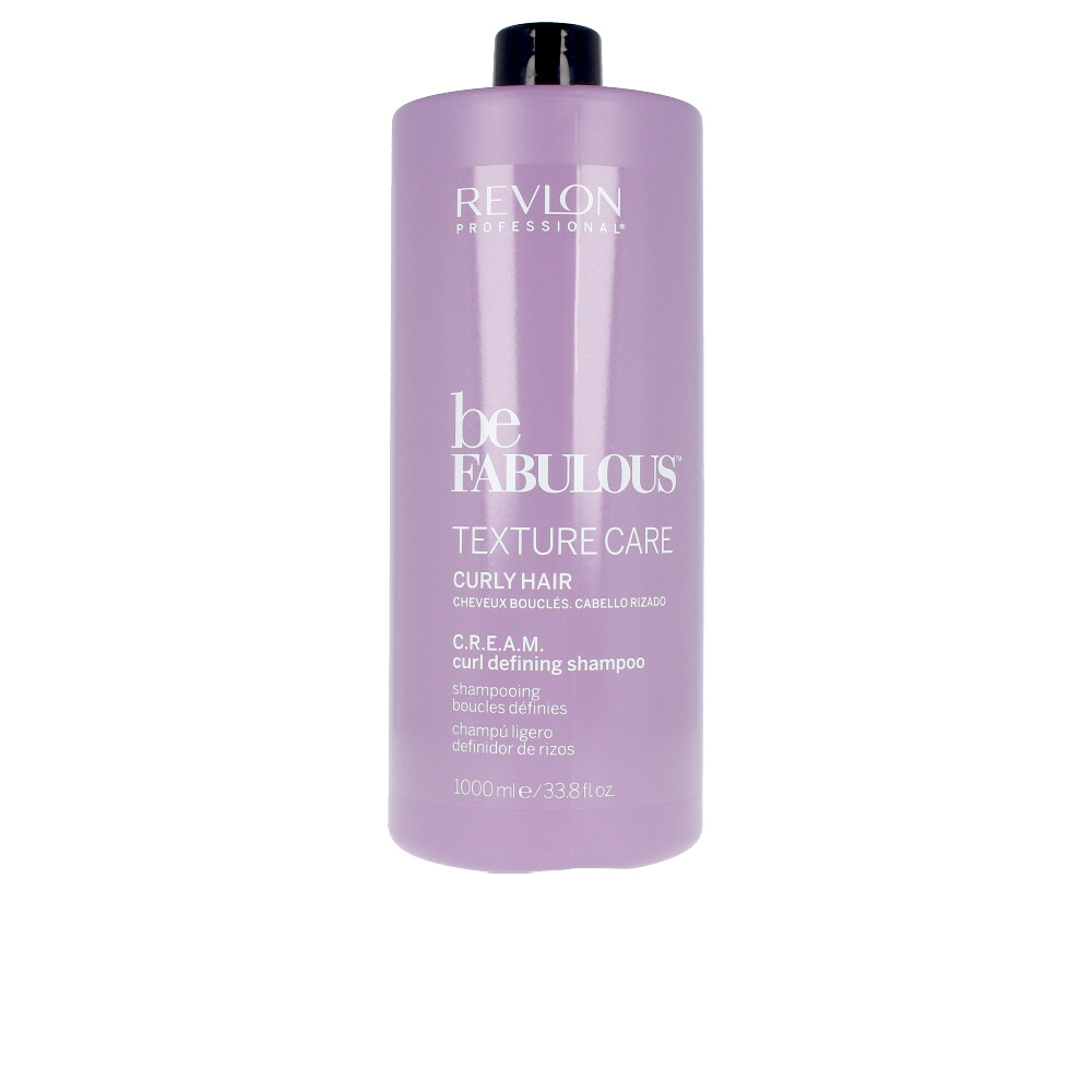 BE FABULOUS C.R.E.A.M. curl defining shampoo