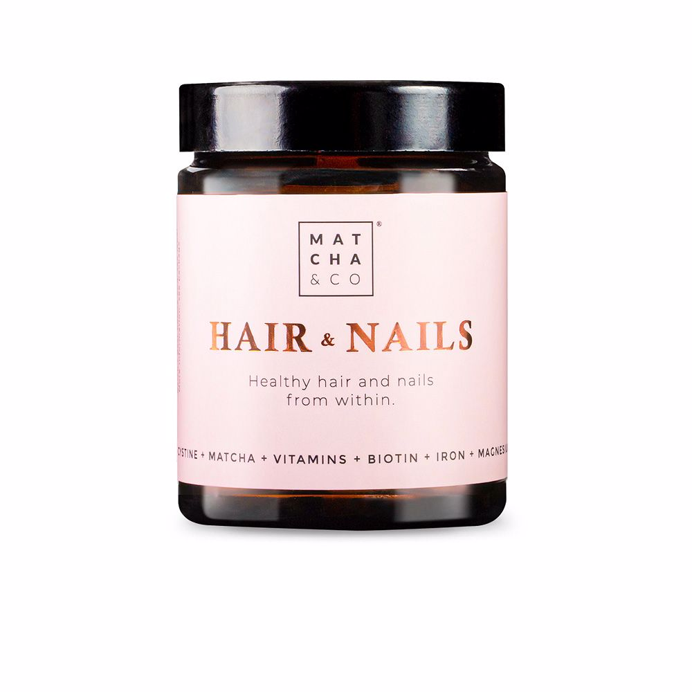 HAIR & NAILS 60 vegan capsules