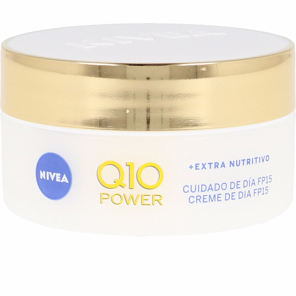 Q10+ POWER anti-arrugas+extra nutritivo SPF15
