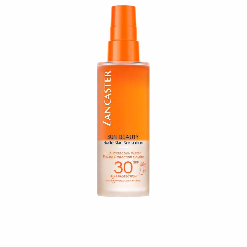 SUN BEAUTY nude skin sensation sun protective water SPF30